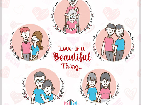 Love is a Beautiful thing...