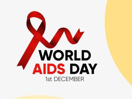 World AIDS Day is Today - ජාත්යන්තර ඒඩ්ස් දිනය අදයි...