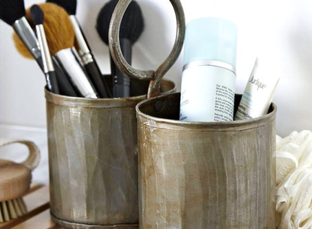 GR Organizing Tips: Cutlery Holders Baskets & Containers