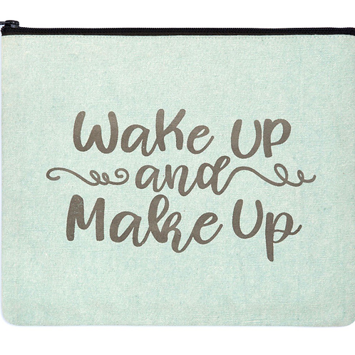 Make Up & Make Up Pouch