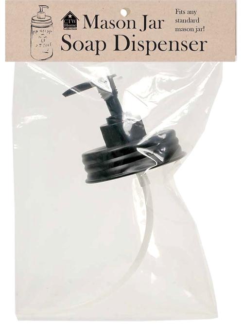 Soap/Lotion Pump  (Mason Jar)