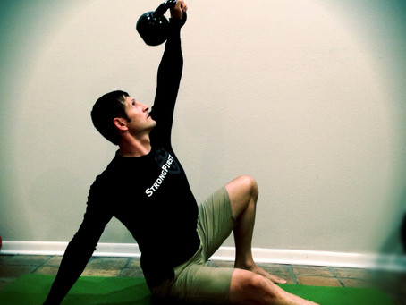 Why Kettlebells are such a great exercise tool!