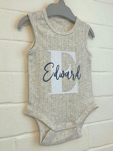 Baby Name Onesies