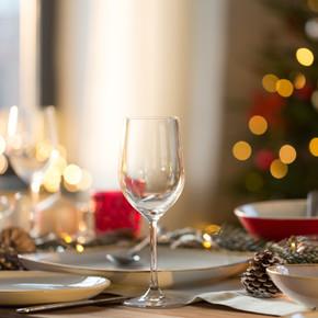 Kerstmenu Italian style - tweede en derde gang