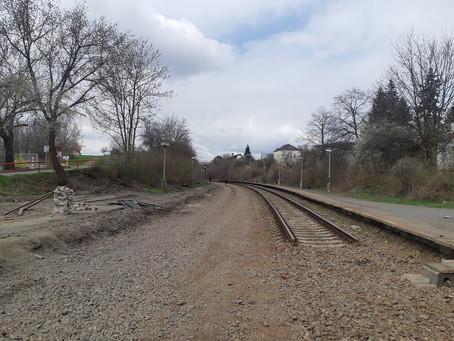 Železniční promenáda