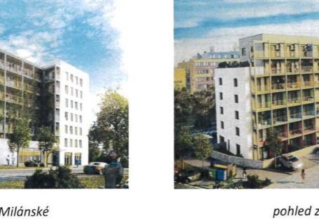 Komu se vyplatí bytový dům v Milánské