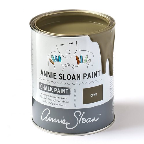 Olive, Annie Sloan Chalk Paint