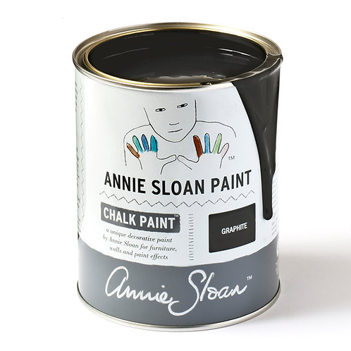 Graphite, Annie Sloan Chalk Paint