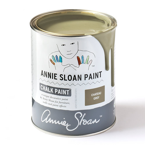 Chateau Grey, Annie Sloan Chalk Paint