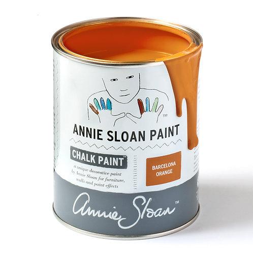Barselona Orange, Annie Sloan Chalk Paint