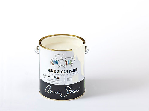 Old White, Annie Sloan Wall Paint 2,5L