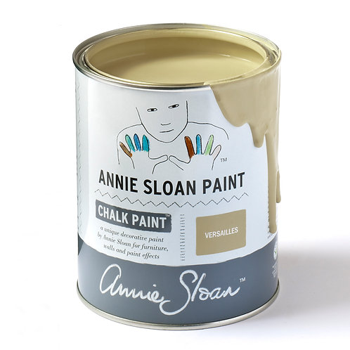 Versailles, Annie Sloan Chalk Paint