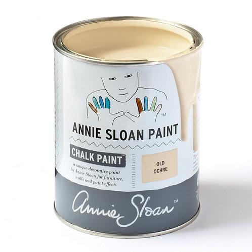 Old Ochre, Annie Sloan Chalk Paint
