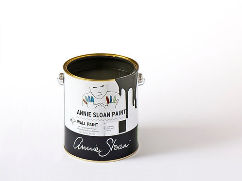 Graphite, Annie Sloan Wall Paint 2,5L