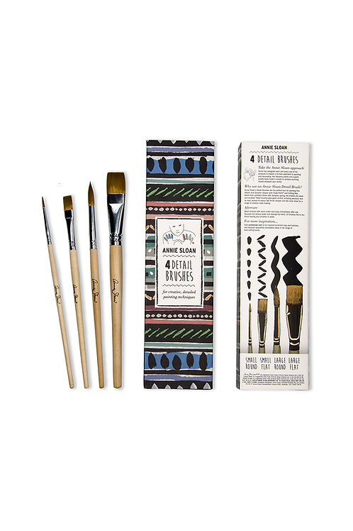 Detail brush set, otu komplets