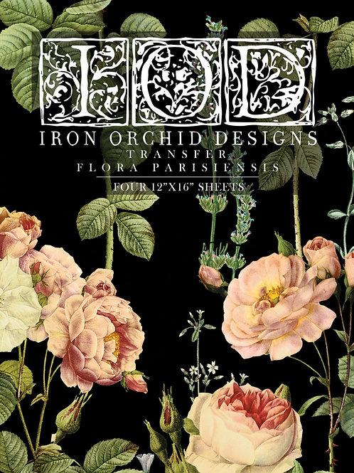 "Transfer ""Flora Parisiensis"""