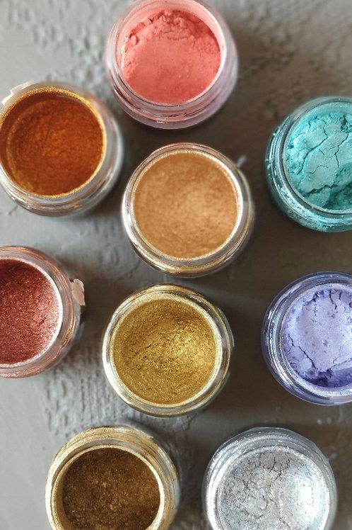 Metāliskie Pigmenti Posh Chalk 60g