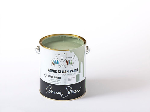 Duck Egg Blue, Annie Sloan Wall Paint 2,5L