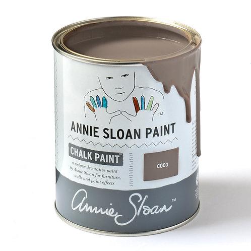 Coco, Annie Sloan Chalk Paint