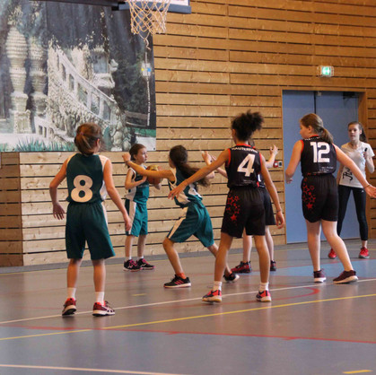 Hauterives vs U11 F