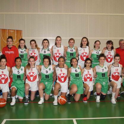 Elan Basket Diois vs AS Chavanay
