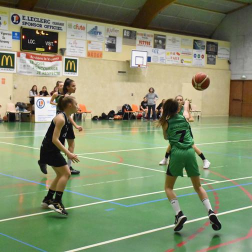 U13F vs FC Lyon ASVEL Féminin