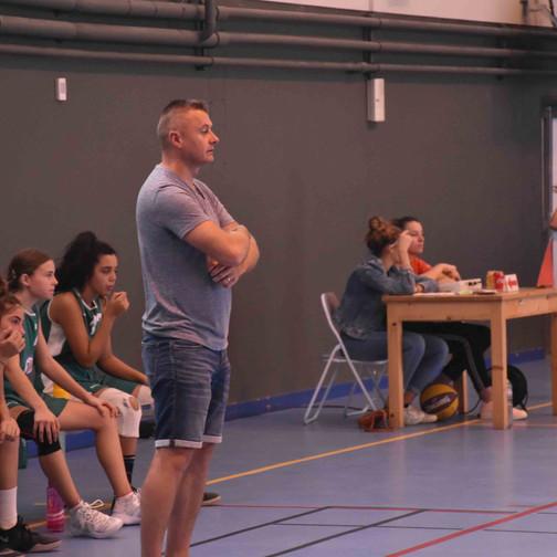 U15 F vs Ampuis-Vienne-Saint-Romain