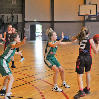 U13 F vs Hauterives