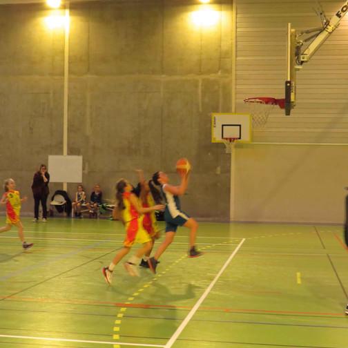 Saint-Vallier vs U11 F