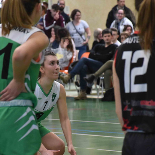 U18 F vs Hauterives - 3 mars 2019
