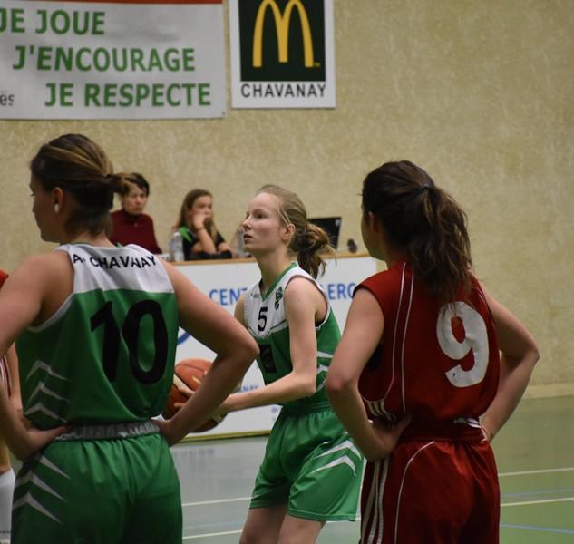 U18 F vs Saint-Marcel-lès-Annonay (3)