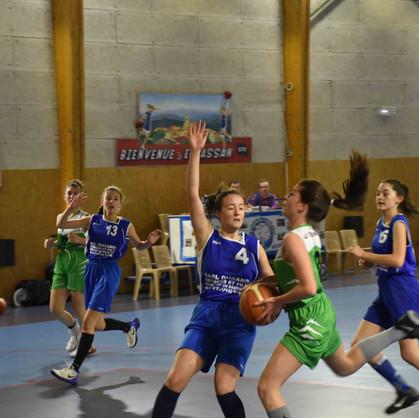 U18 F vs Eclassan