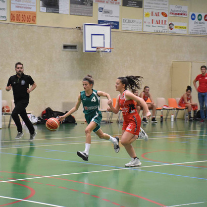U13 F vs Cournon d'Auvergne