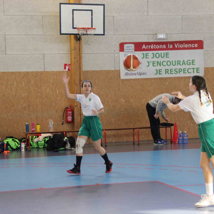 Eclassan vs U15 F [entente]