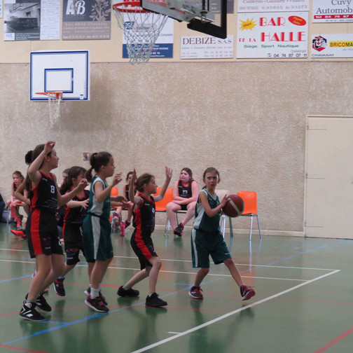 U11 F vs Hauterives