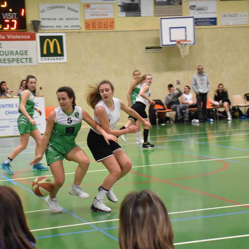 U17 F vs Le Cheylard-Lamastre (133)
