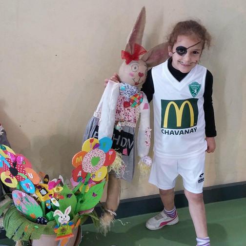 Baby Pâques à Bourg Argental