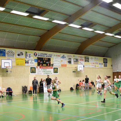 U18 F vs Tain Tournon