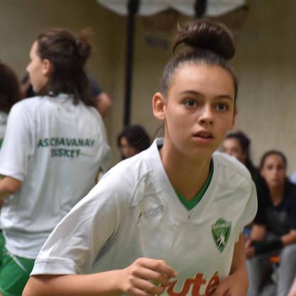 U18 F vs Vernosc Davézieux