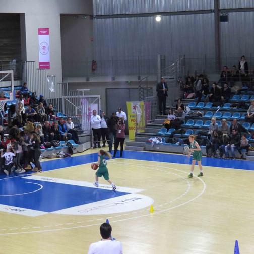 Lyon ASVEL Féminin vs Nice