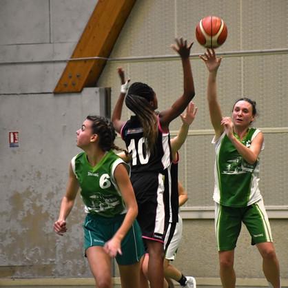 Chavanay 2 vs BC Nord Ardèche 2