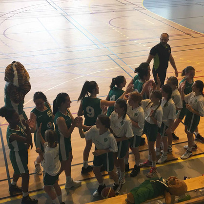 U15 F [entente] vs Vernosc