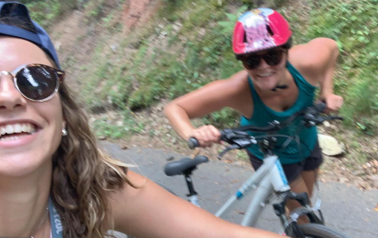 Run and Bike / biathlon