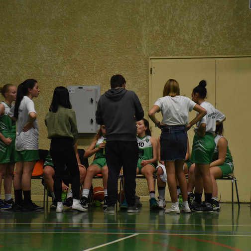 U18 F vs Saint-Vallier