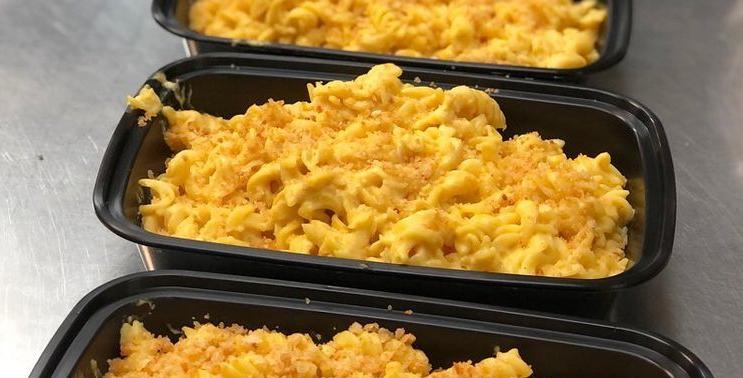 GF Vegan Mac & Cheese