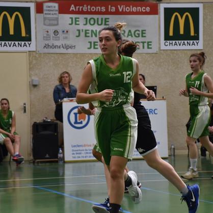Chavanay 2 vs Montélier 2