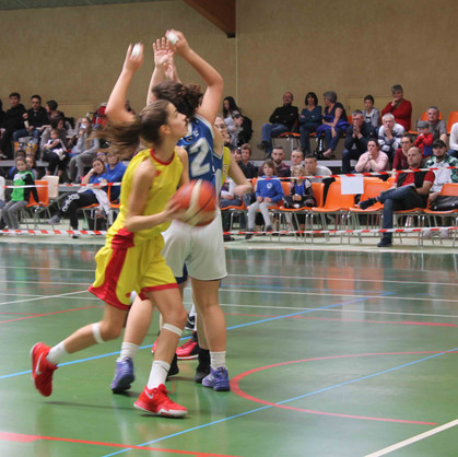 Saint-Vallier vs Eclassan [U15 F]