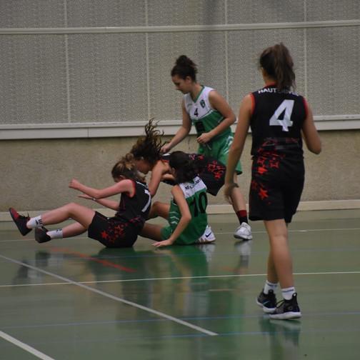 U18 F vs Hauterives