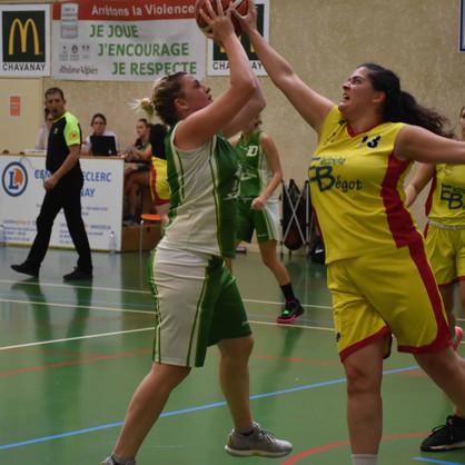 Chavanay 2 vs Saint-Vallier