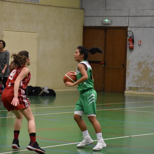 U18 F vs Saint-Marcel-lès-Annonay (1)